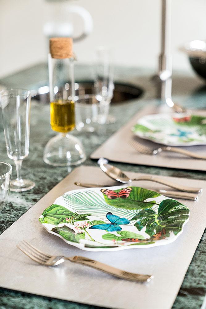 York dessert plate casa flora venice - Casa flora venezia ...